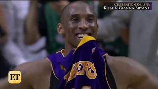 Download Lagu Kobe Bryant - Celebration of Life 24 02 2020 Maroon 5 MP3