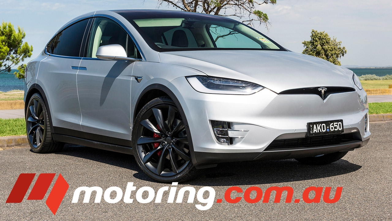 2017 tesla model x p100d. Black Bedroom Furniture Sets. Home Design Ideas