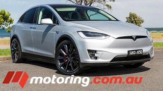 2017 Tesla Model X P100D Review
