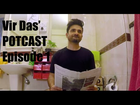 Vir Das' #POTCAST Ep. 1 - Indrani , FTII , Sensex , One Direction