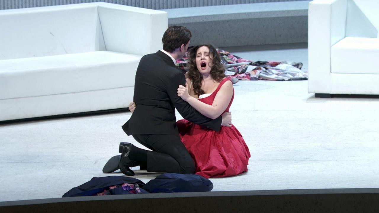 """La Traviata: """"Amami, Alfredo"""""""