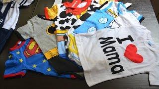 HAUL Детская одежда с Aliexpress. Летние покупки(Всем привет! Смотрите пожалуйста мой видео обзор покупок детской одежды с сайта Алиэкспресс. Благодарю..., 2016-06-06T20:41:40.000Z)