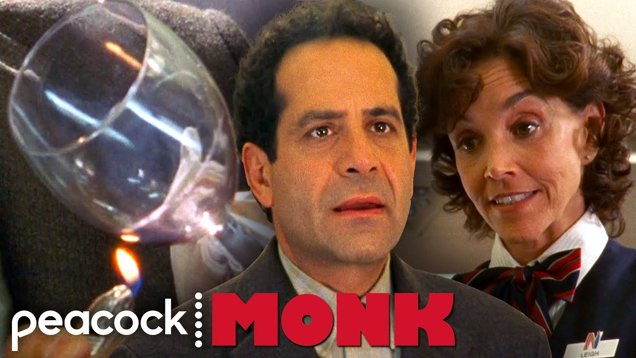 Download Monk Investigates a Murder On the Airplane | Monk