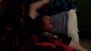 Funny Snore Video