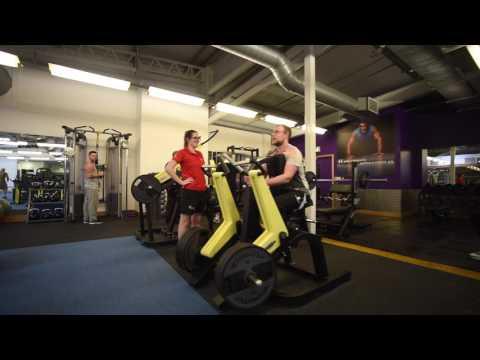 John Smeaton Leisure Centre Gym Walkthrough