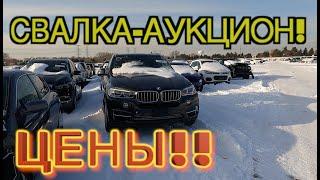 Авто аукцион КОПАРТ BMW X5 за пол цены!! Copart свалка в США