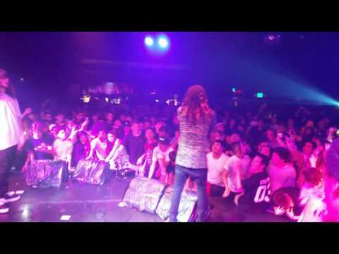 Chris Travis - Say NoMo (LIVE) (8-27-16 UNMASKED: CHRIS TRAVIS at THE ROXY)