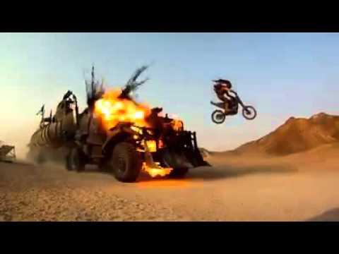 Mad Max No CGI