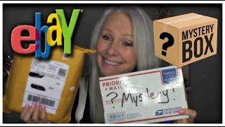 Ebay Mystery Boxes For My Birthday!!!