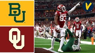 #7 Baylor vs #6 Oklahoma Highlights | 2019 Big 12 Championship
