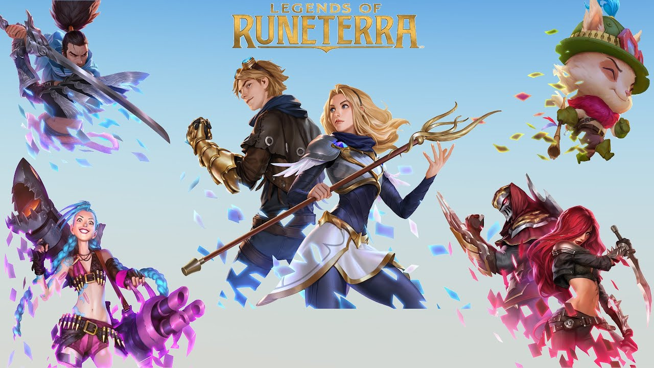 [ LIVE ] LEGENDS OF RUNETERRA - CARA BERMAIN LOR BAHAGIA
