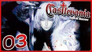 [LP] Castlevania: Aria Of Sorrow [3] De nouvelles rencontres !
