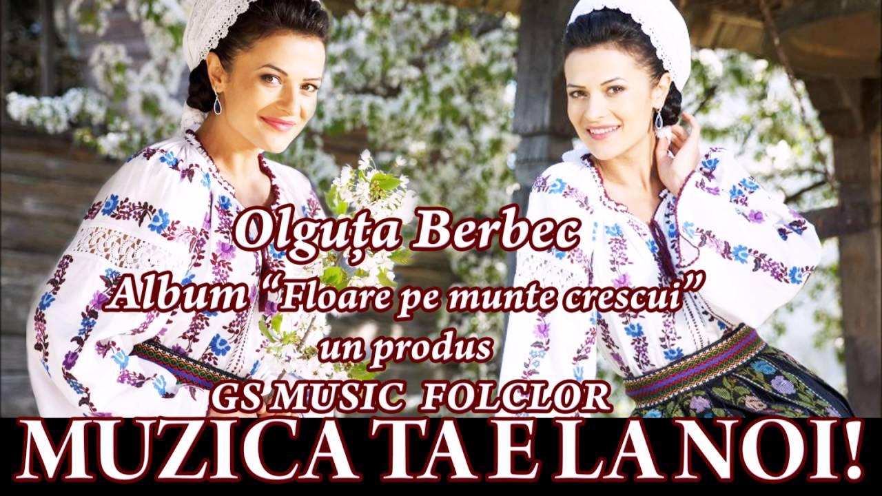 FLOARE DE MUNTE CRESCUI - COLAJ ALBUM OLGUTA BERBEC #OlgutaBerbec #1