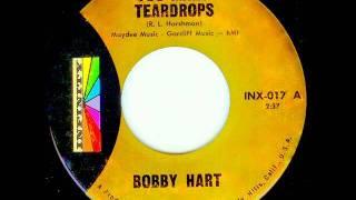 Bobby Hart  (Darlene Love) - TOO MANY TEARDROPS  (Gold Star Studio)  (1962)