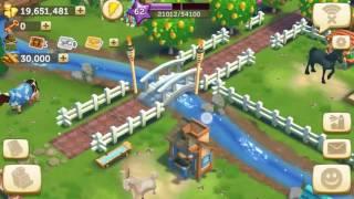 Watch my beautiful farm-farmville 2 country escape complete