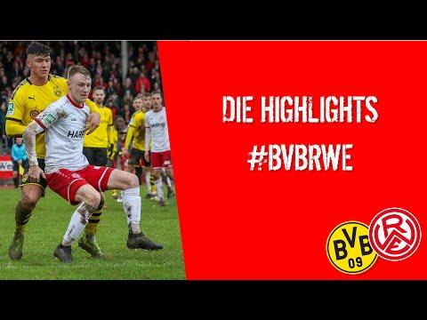 20. Spieltag: Borussia Dortmund U23 - RWE (Saison 2019/2020)