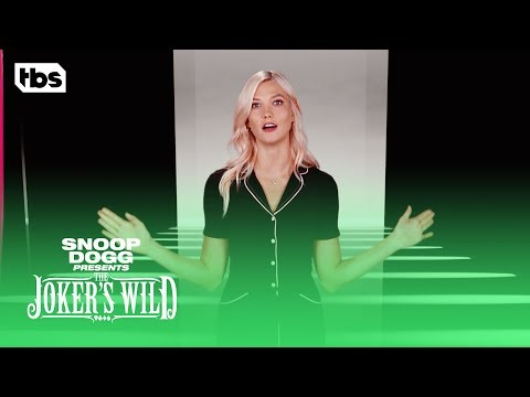 The Joker's Wild: Karlie Kloss - Fashion Firsts [CLIP] | TBS
