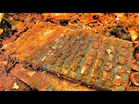 Restoration Abandoned FX 570 Pocket Calculator | Restore And Rebuild Pocket Calculators