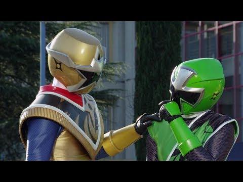 Power Rangers Ninja Steel:Green Ranger Sneek Peek