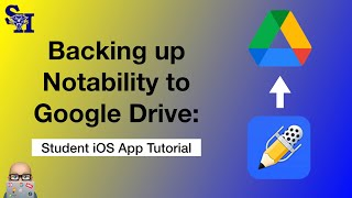 How to: Notability Backup to Google Drive