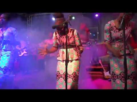 Nganga Wa Banganga : Théthé Makabi Au Bâtiment Du 30 Juin Pour élever Le Nom De Jésus