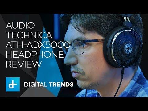 Audio-Technica ATH-ADX5000 Headphones - Hands On Review