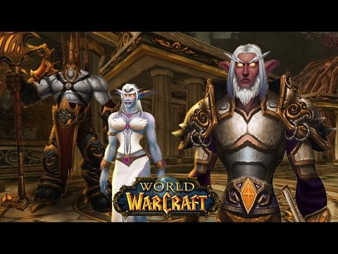 The Story of Prince Farondis – World of Warcraft Legion