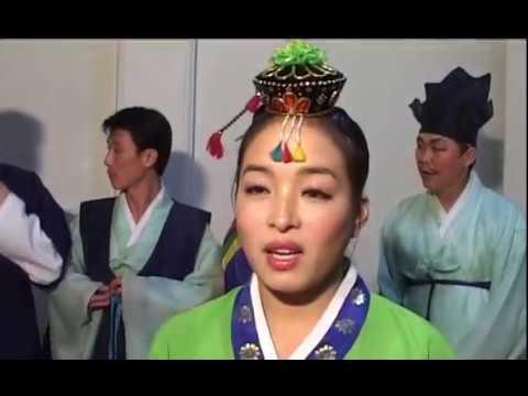 North Korean Propaganda Video for Their Circus Acrobatics School