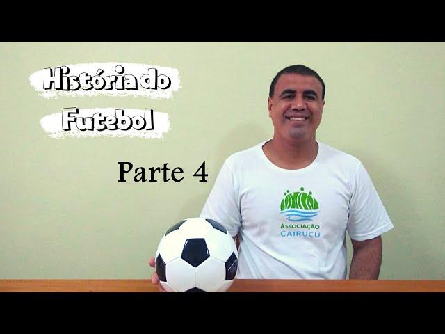CEIC em casa | História do Futebol no Brasil - Parte 4