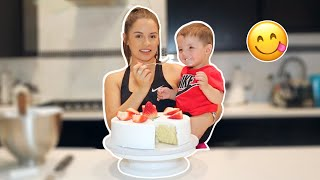 THE BEST TRES LECHES CAKE!