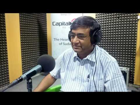 Indians in Sudan at Capital FM 91.6