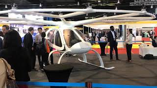 Rotorcraft Asia 2019: Volocopter in Singapore