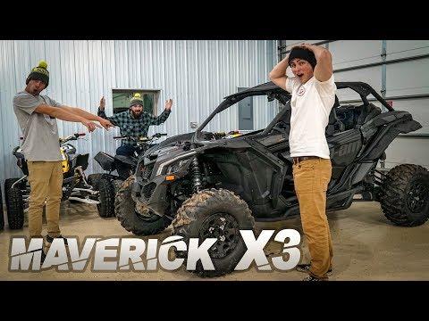 Surprising Best Friends with a New Maverick!!!