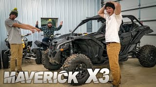 Surprising Best Friends with a New Maverick!!!