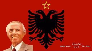 Enver Hoxha Tungjatjeta(エンヴェル・ホッジャ、万歳!) 原文・和訳歌詞付き