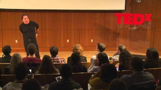 The secret inside of innovation: Patrick Meyer at TEDxVillanovaU