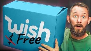 10 FREE Products I Found on Wish.com! by : Matthias