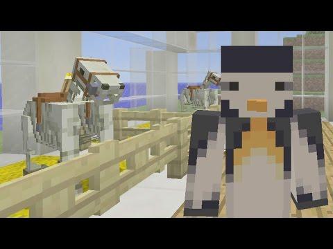 Minecraft Xbox: Skeleton Stable [244]