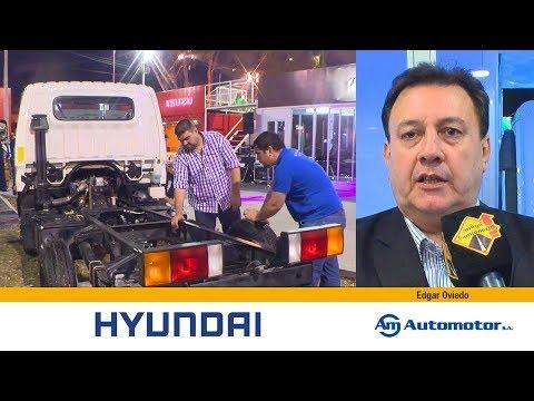 EXPO 2017 MRA Automotor SA Hyundai Camiones