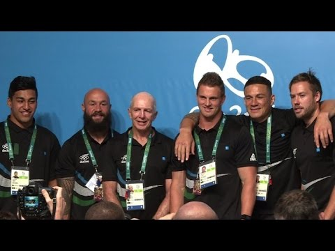 New Zealand rugby sevens team ready for Olympic debut