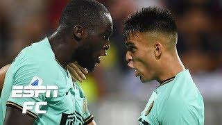 Romelu Lukaku, Lautaro Martinez score in Inter Milan win vs. Cagliari | Serie A Highlights