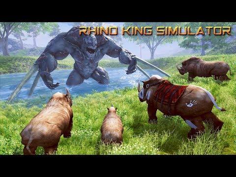 🦏Rhino King Simulator-By Yamtar Games-📱Android