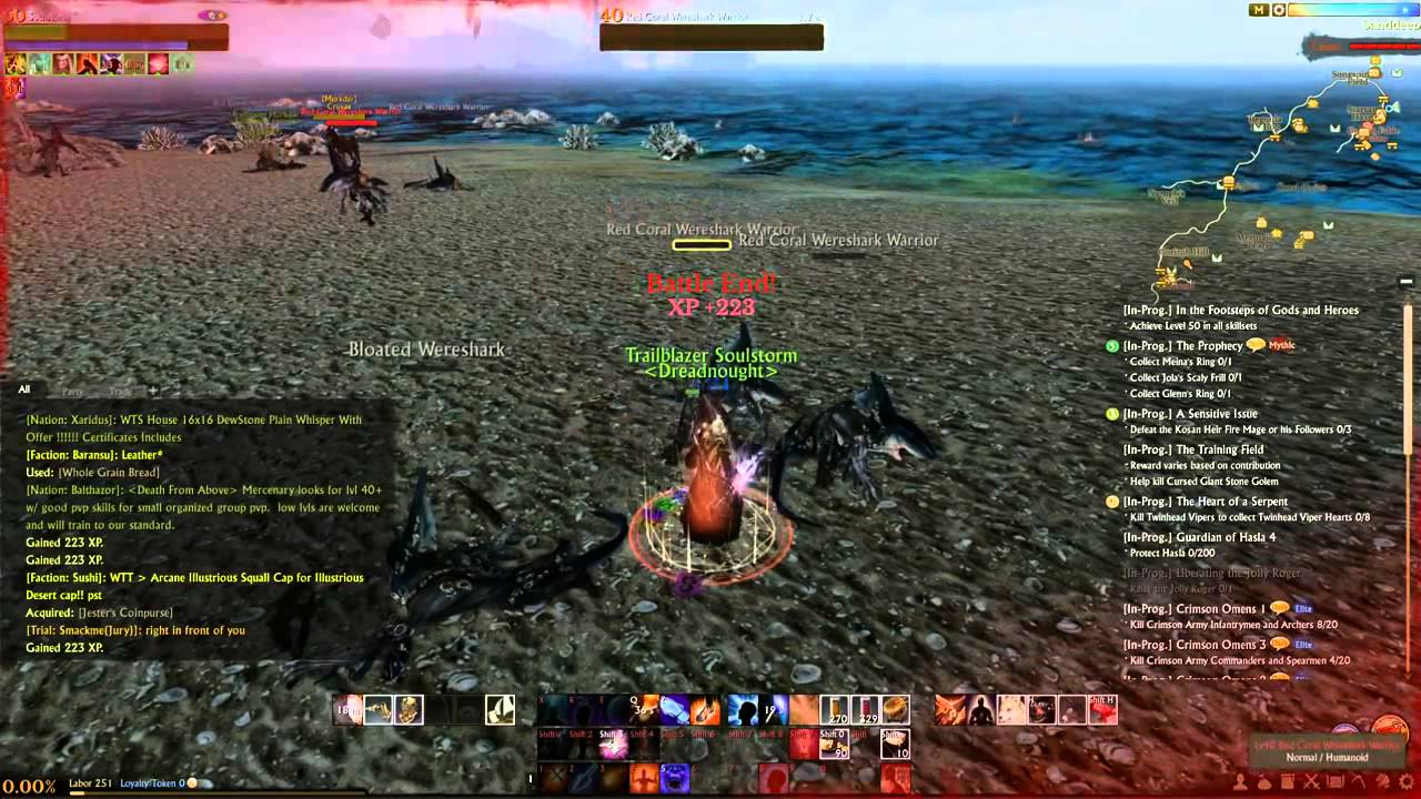 how to get gilda stars in archeage fast