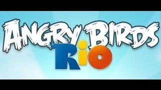 Angry Birds Rio [PC] Gameplay