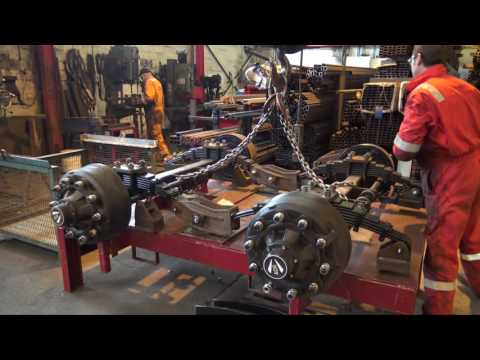 Marshall Trailers - 2016 Production Video