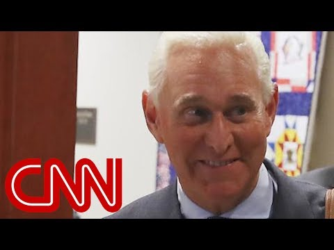 CNN obtains draft of Mueller docs on Trump ally Stone