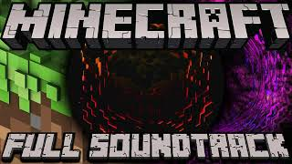 Minecraft full soundtrack 2020.