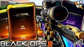 One Kill with EVERY DLC Weapon in BO3...