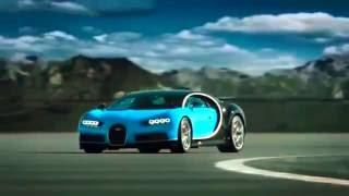 Bugatti Chiron самый быстрый автомобиль в мире(, 2016-08-16T16:21:09.000Z)