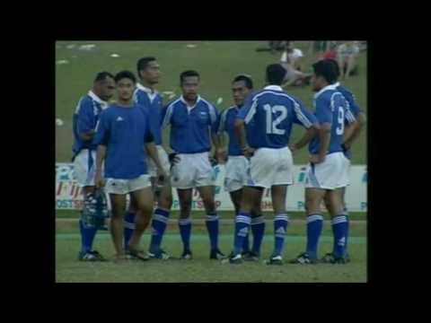 South Pacific Games 2003 Rugby 7s  Samoa vs New Caledonia M15